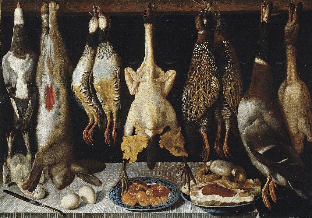 Carne de caza en otoño